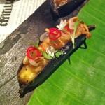 Next Tour of Thailand - Roasted Banana