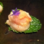 Next Restaurant Tour of Thailand Thai menu sweet shrimp