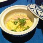 Next Tour of Thailand Thai menu salted duck egg
